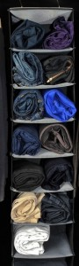 Milano shoe compartment tool for jeans
