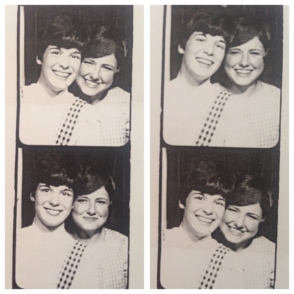 Patti and Brenda, Besties in '68